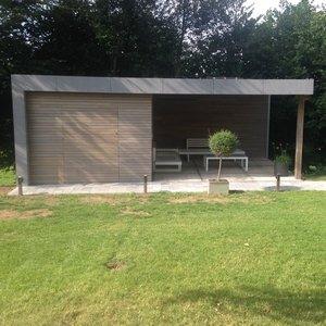 abri de jardin et terrasse couverte gc d co construction. Black Bedroom Furniture Sets. Home Design Ideas
